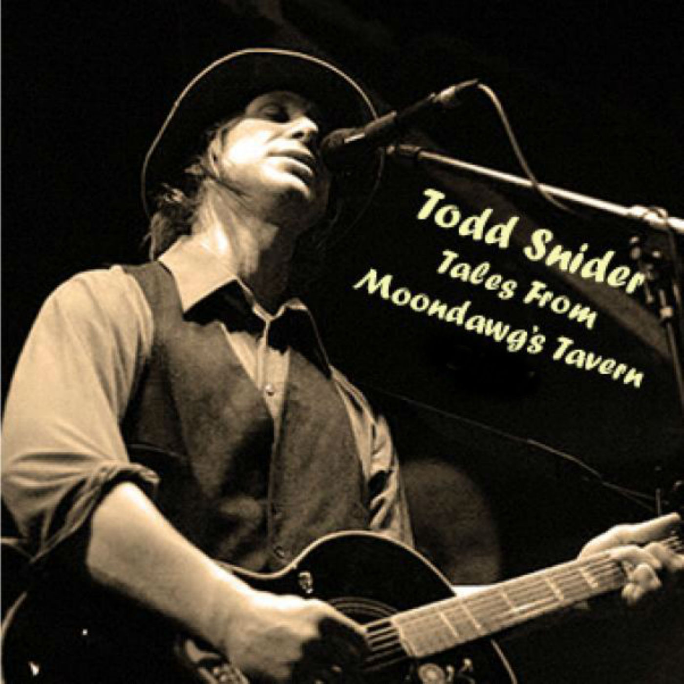 Todd Snider - Tales from Moondawg's Tavern
